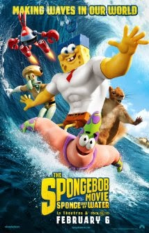The SpongeBob Movie Sponge Out of Water (2015)