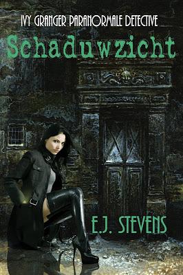 Schaduwzicht Ivy Granger, Paranormale Detective E.J. Stevens Shadow Sight Dutch