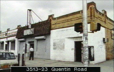 What used to be Zappa's rock club Brooklyn, New York