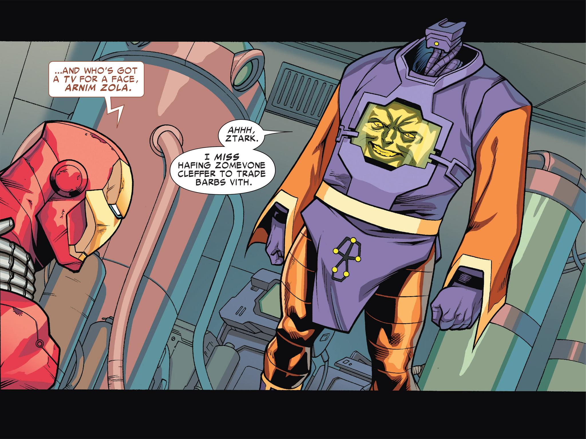Read online Ultimate Spider-Man (Infinite Comics) (2016) comic -  Issue #4 - 38