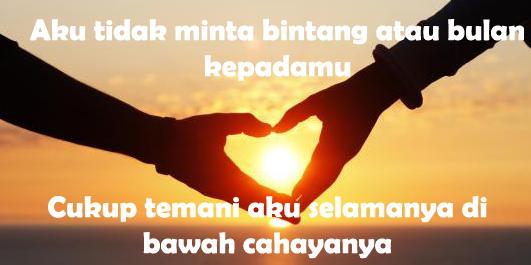 Quotes Romantis Buat Pacar Tersayang Singkat Nusagates