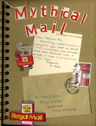 Mythical Mail Book