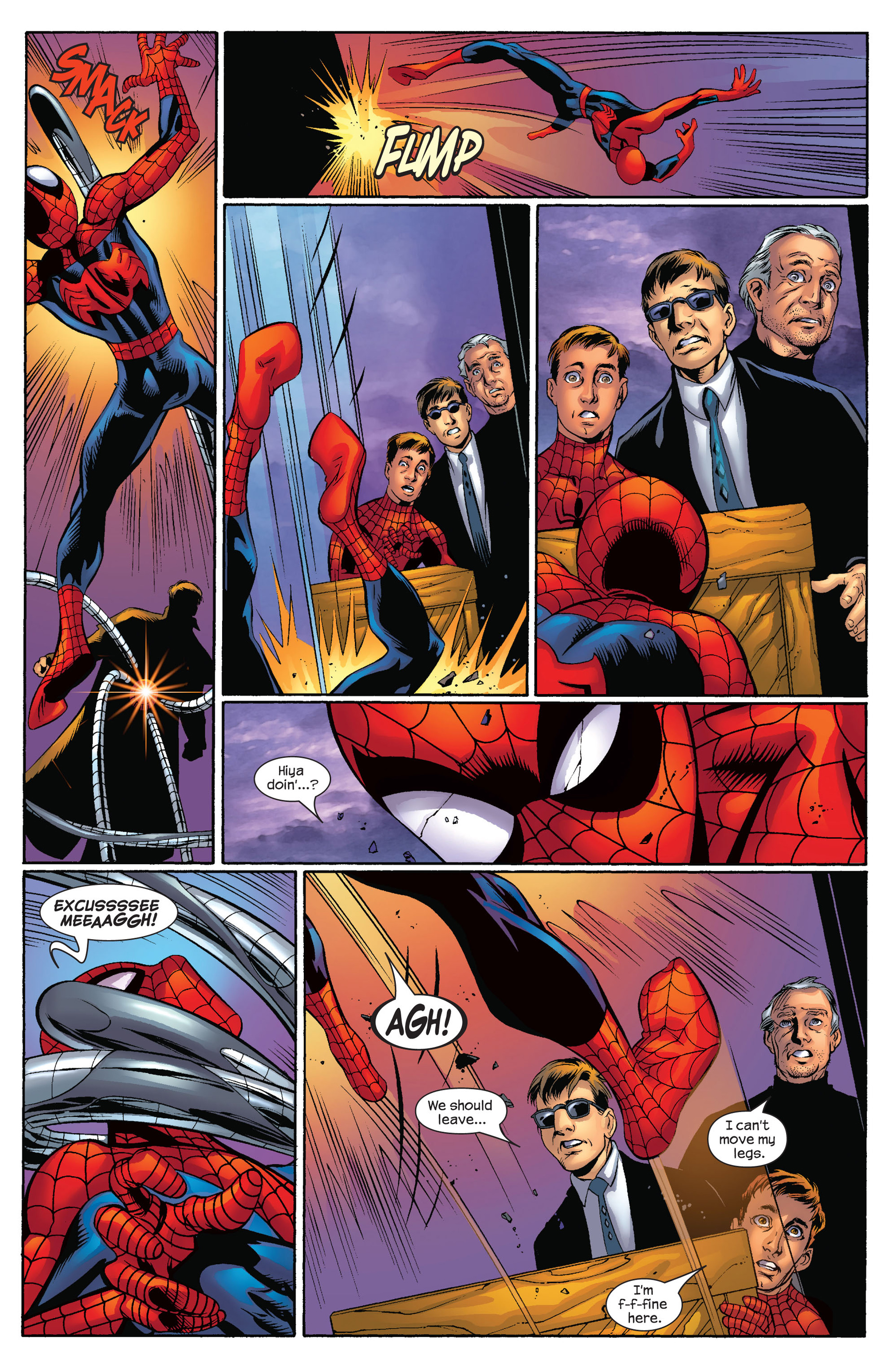 Read online Ultimate Spider-Man (2000) comic -  Issue #56 - 9