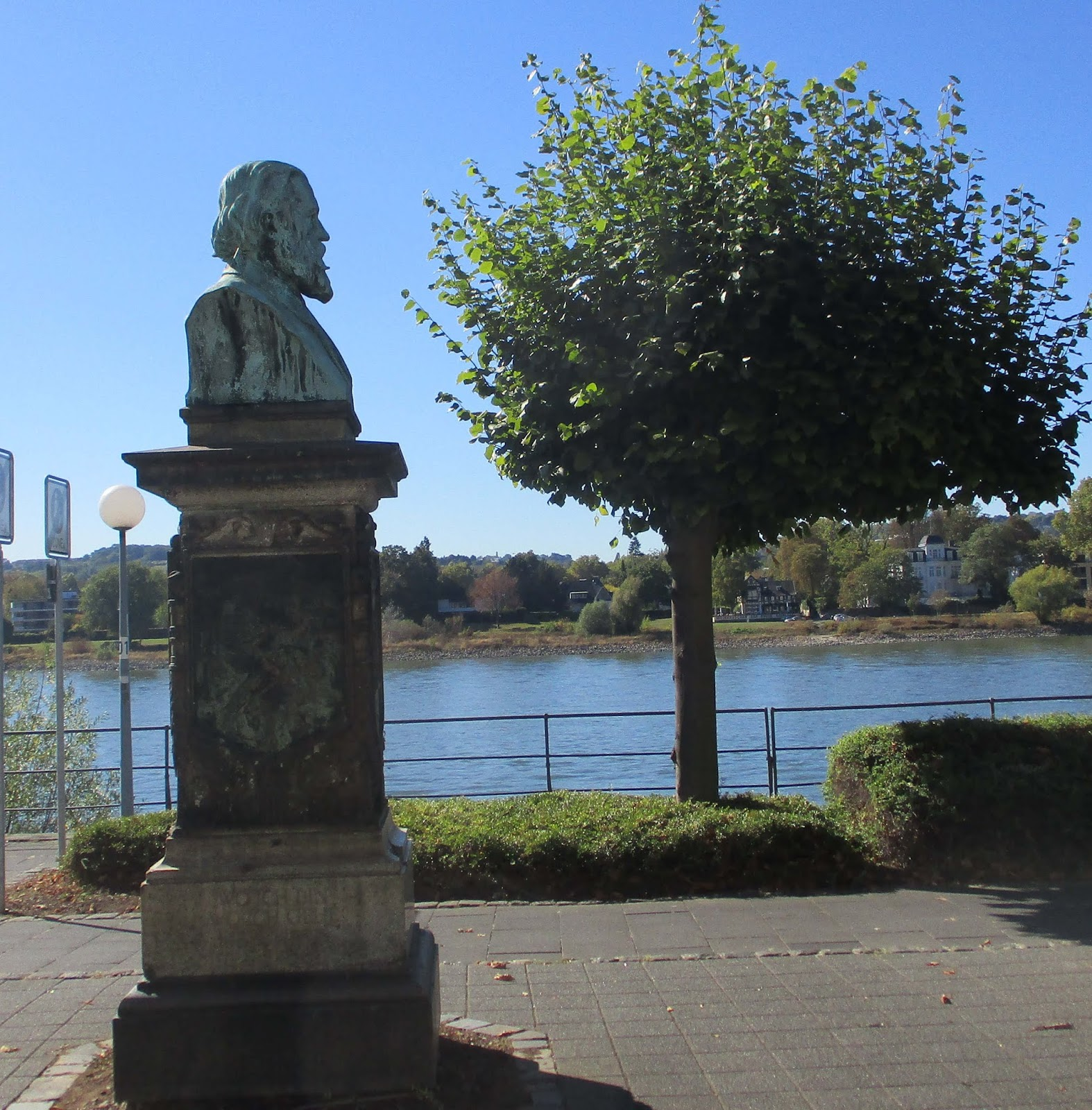 Humming A Diff Rent Tune My Heart S On The Rhine 1845 A