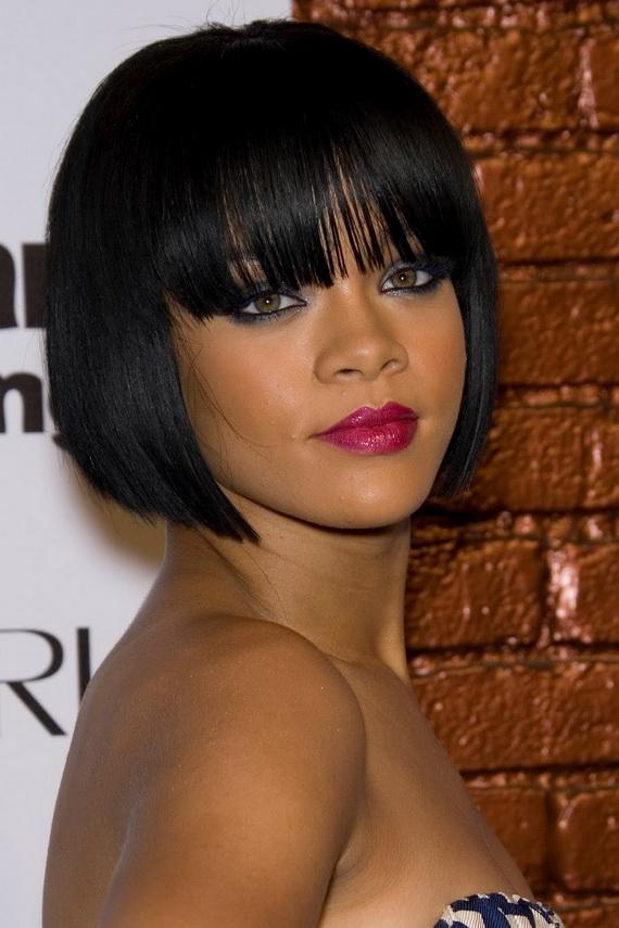 Awe Inspiring Short Dark Hairstyles For Short Hairstyles For Black Women Fulllsitofus