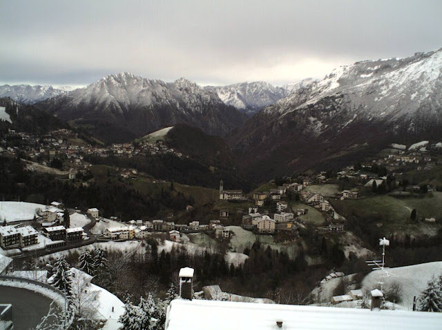 Orografia e quota neve