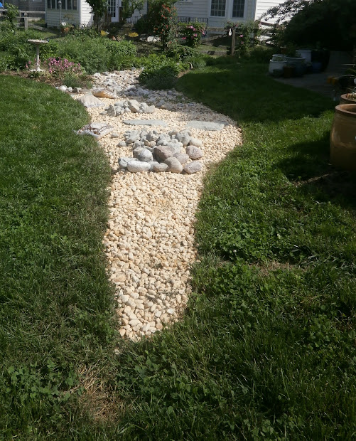 decorative rocks landscaping
