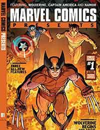 Marvel Comics Presents (2019)