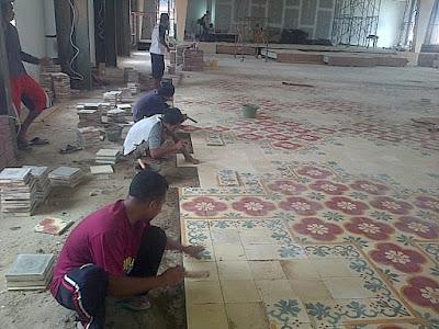 Harga Tukang Pasang Keramik Surabaya Sidoarjo Gresik