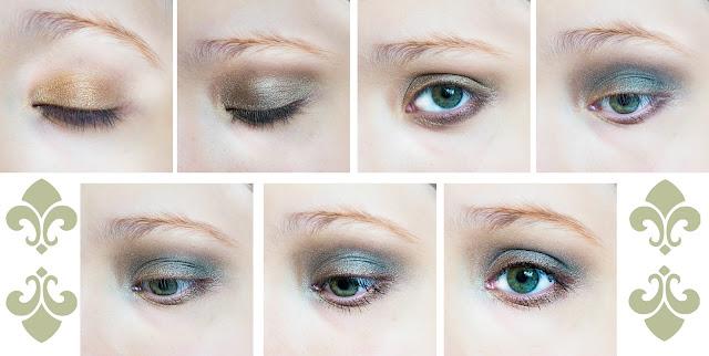 Paleta cieni Makeup Revolution Flawless makijaż