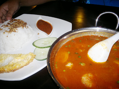 Le Petit Sri Lankais Cancale Restaurant