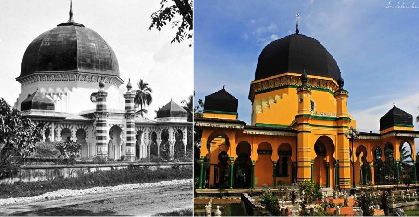 Masjid Al Osmani : Bukti Jejak Melayu Deli Di Medan Utara