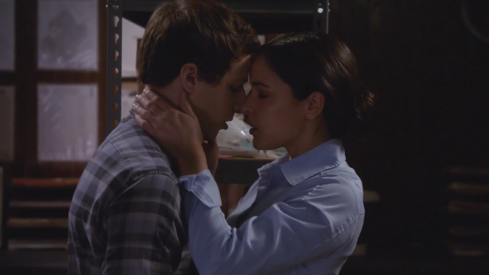 Amy y Jake (Brooklyn Nine Nine)