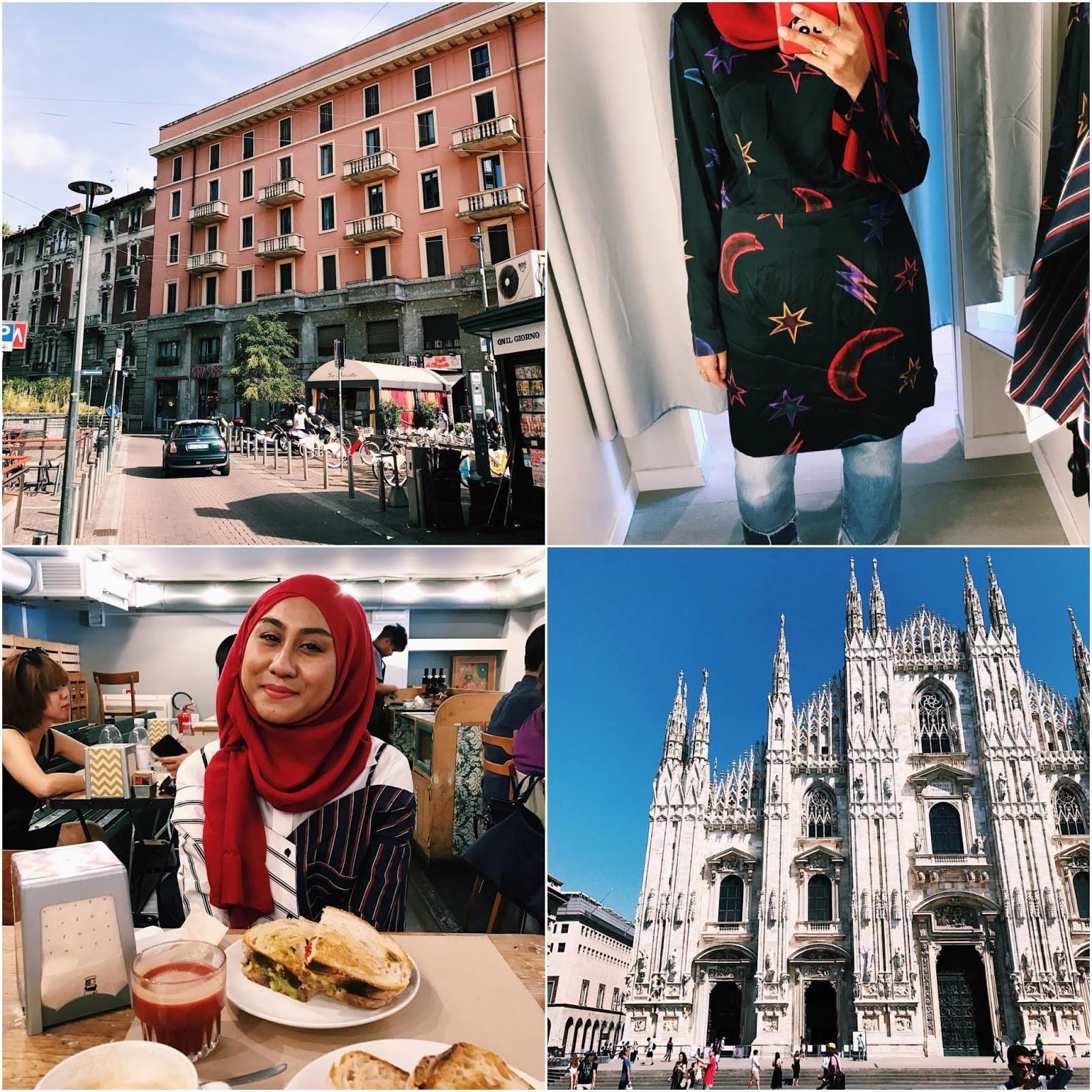 Italy Milan Corso Buenos Aires Duomo Instagram Photos
