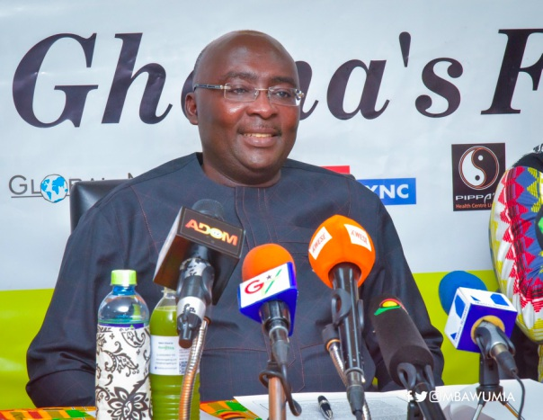 Put National Interest First – VP Bawumia To Ghana's Athletics Association