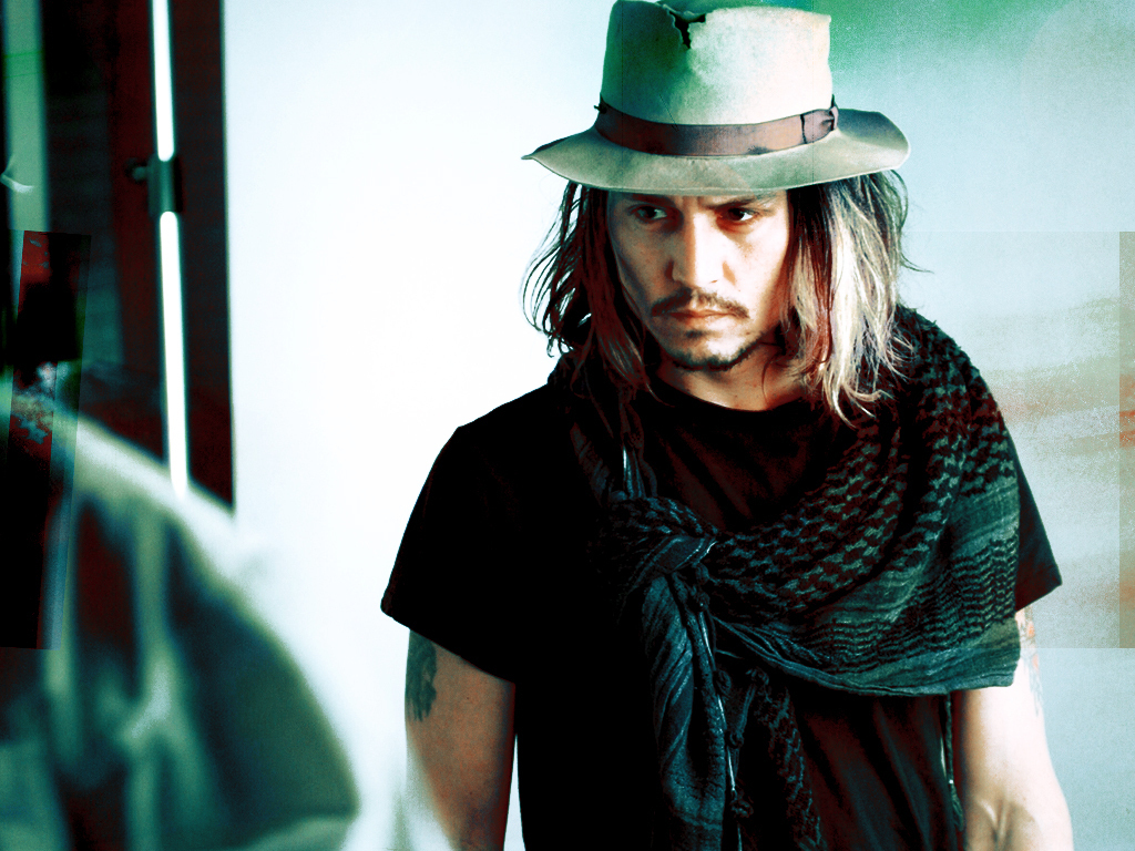 Latest Hollywood Hottest Wallpapers: Johnny Depp Wallpaper