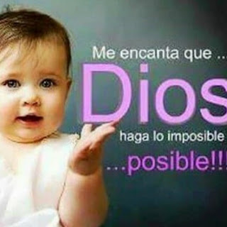 Dios haga lo imposible...posible¡¡¡¡¡