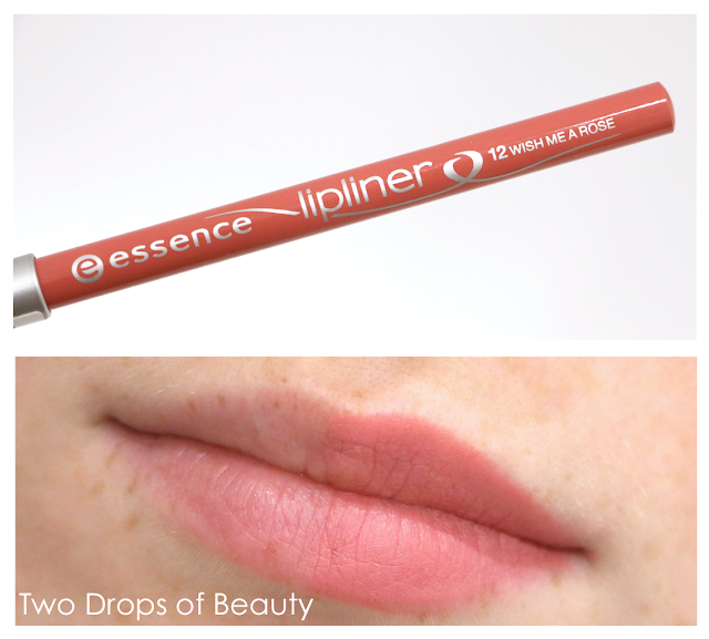 12 wish me a rose essence lip liner карандаш для губ