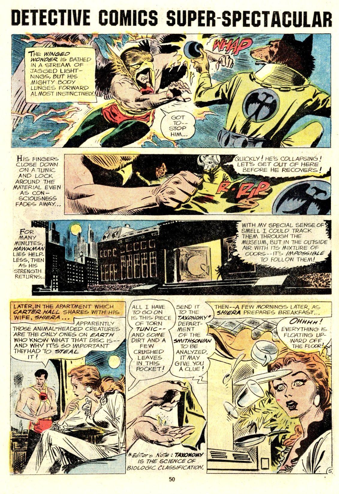 Detective Comics (1937) 438 Page 50