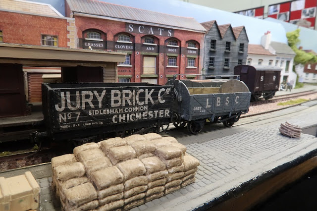 Burgess Hill model railway exhibition