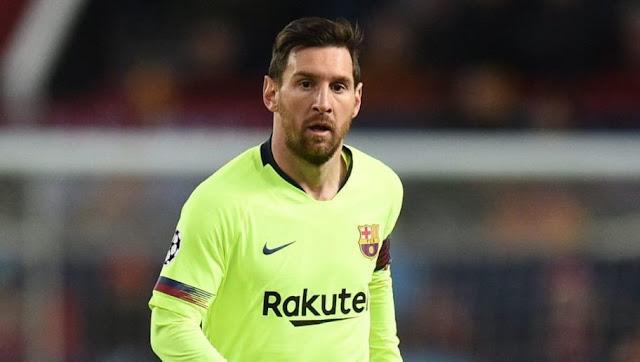 FC Barcelona Lionel Messi