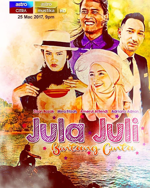 Telemovie Jula Juli Bintang Cinta Di Astro Citra & Astro Mustika HD