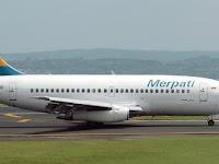 Damai Dengan Kreditur, Merpati Nusantara Airlines Siap Bangkit Lagi Dari Kuburnya
