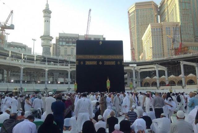 Jelang Ramadhan, 180 Ribu Aparat Siap Menjaga Masjidil Haram
