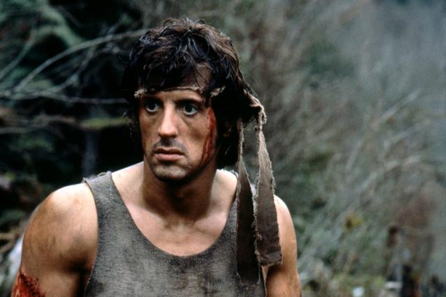 Hình ảnh phim Rambo 1: Đổ Máu