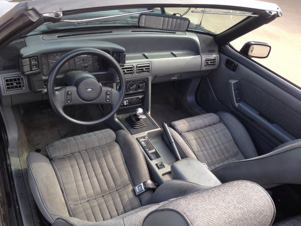 2015 Mustang Wheels >> Whiteboy's Mustangs: 1985 mustang GT convertible ...
