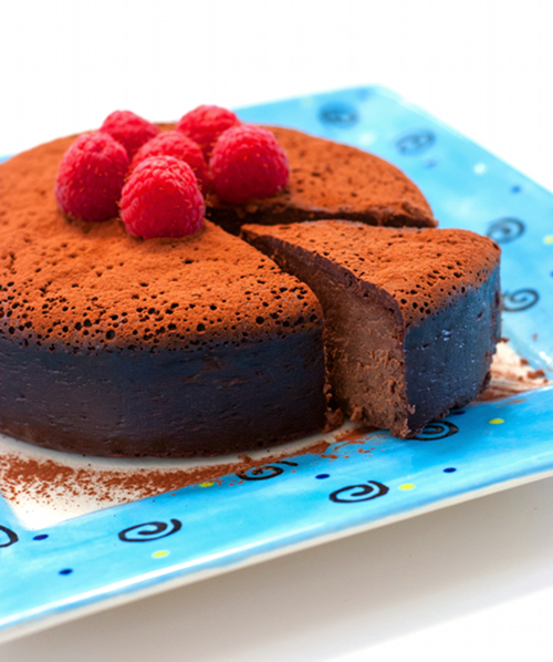 Flourless Chocolate Cake Recipe Epicurious