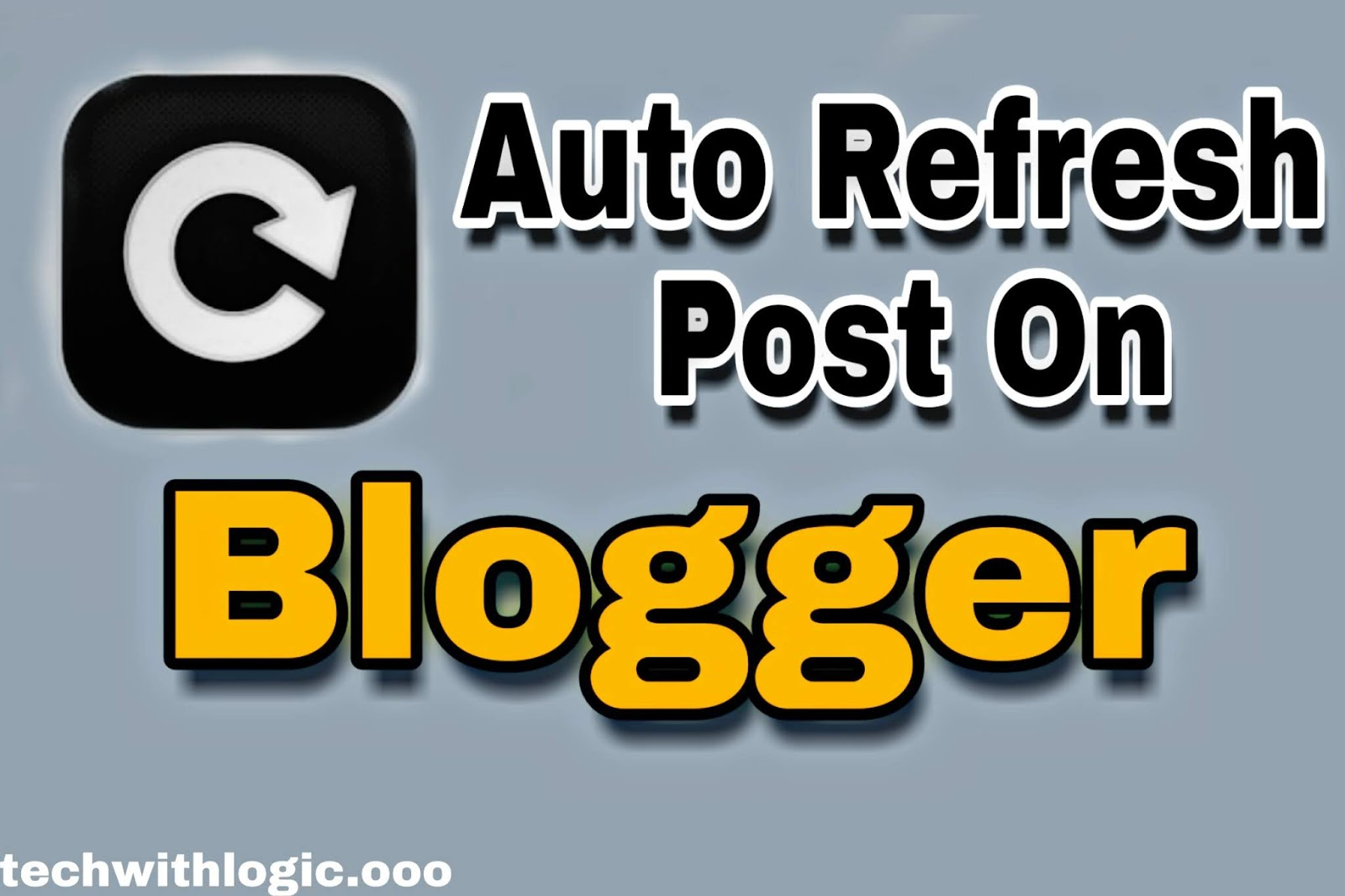 How to Create Auto Refresh Post in Blogger ?
