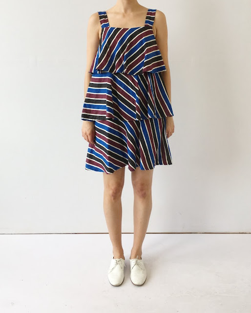 Ace & Jig Simone Dress in Expo