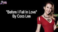 Before I Fall In Love By Coco Lee (Music Bundle)