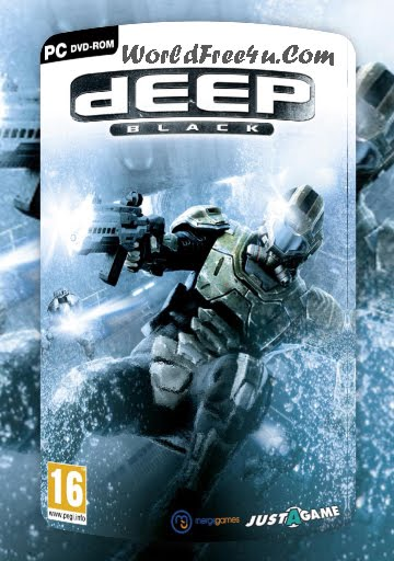 Cover Of Deep Black Reloaded Full Latest Version PC Game Free Download Mediafire Links At worldfree4u.com