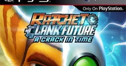 ratchet clank crack in time