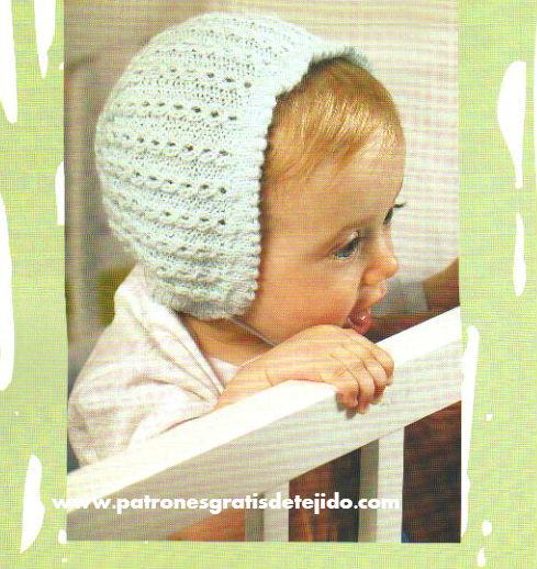 gorro-crochet-con patrones