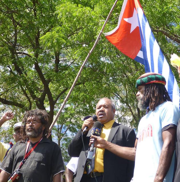 Gubernur Ibu Kota PNG, Powes Parkop Ingin Masalah West Papua Ditangani Secara Terbuka di Panggung Internasional