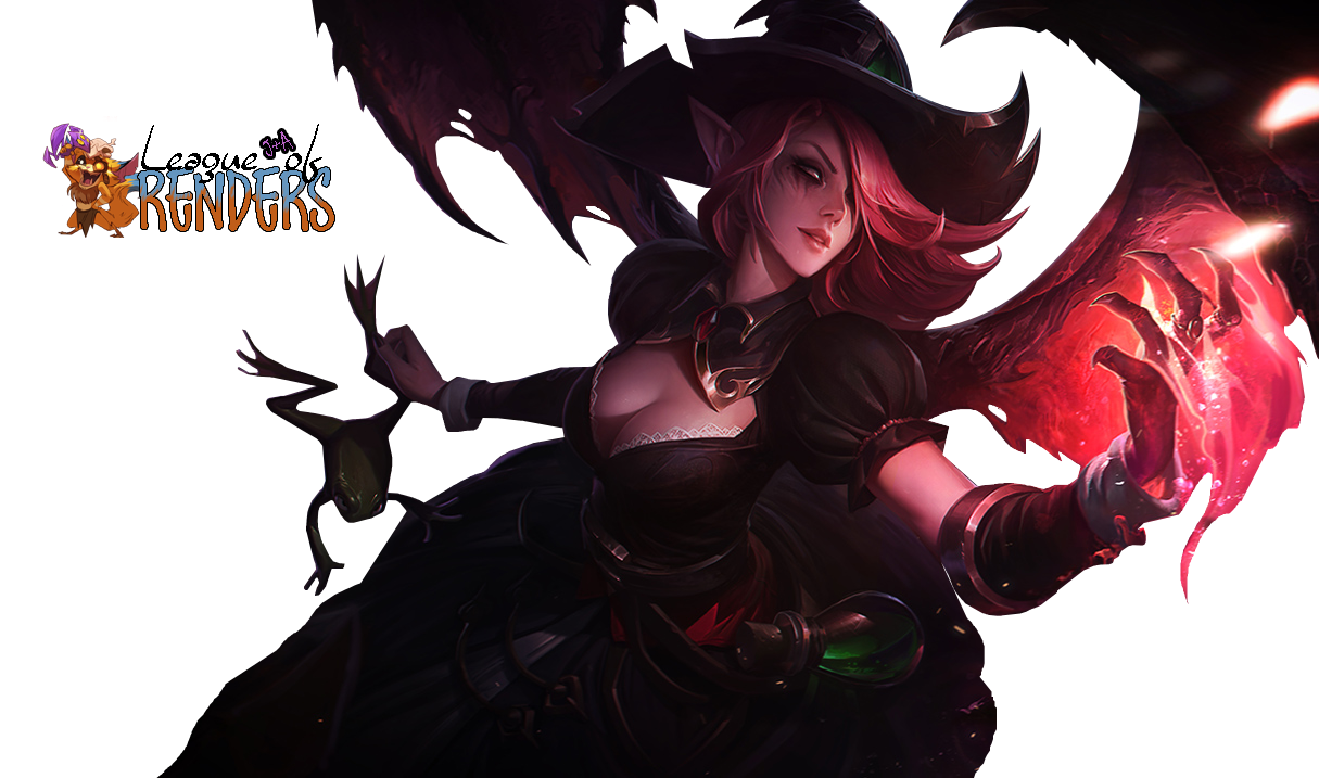 RENDER Bewitching Morgana