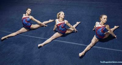 Senam lantai artistik putri (Floor Exercise) - berbagaireviews.com