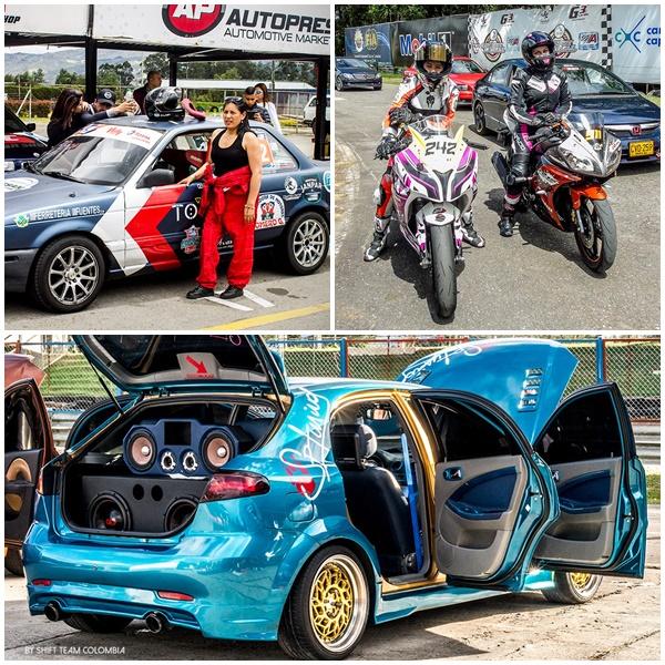 Mujeres-volante-Autódromo-Tocancipá-Women-Piston-Day