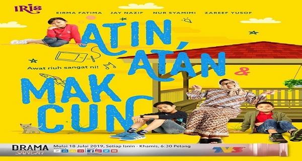 Atin Atan Dan Mak Cun (2019)