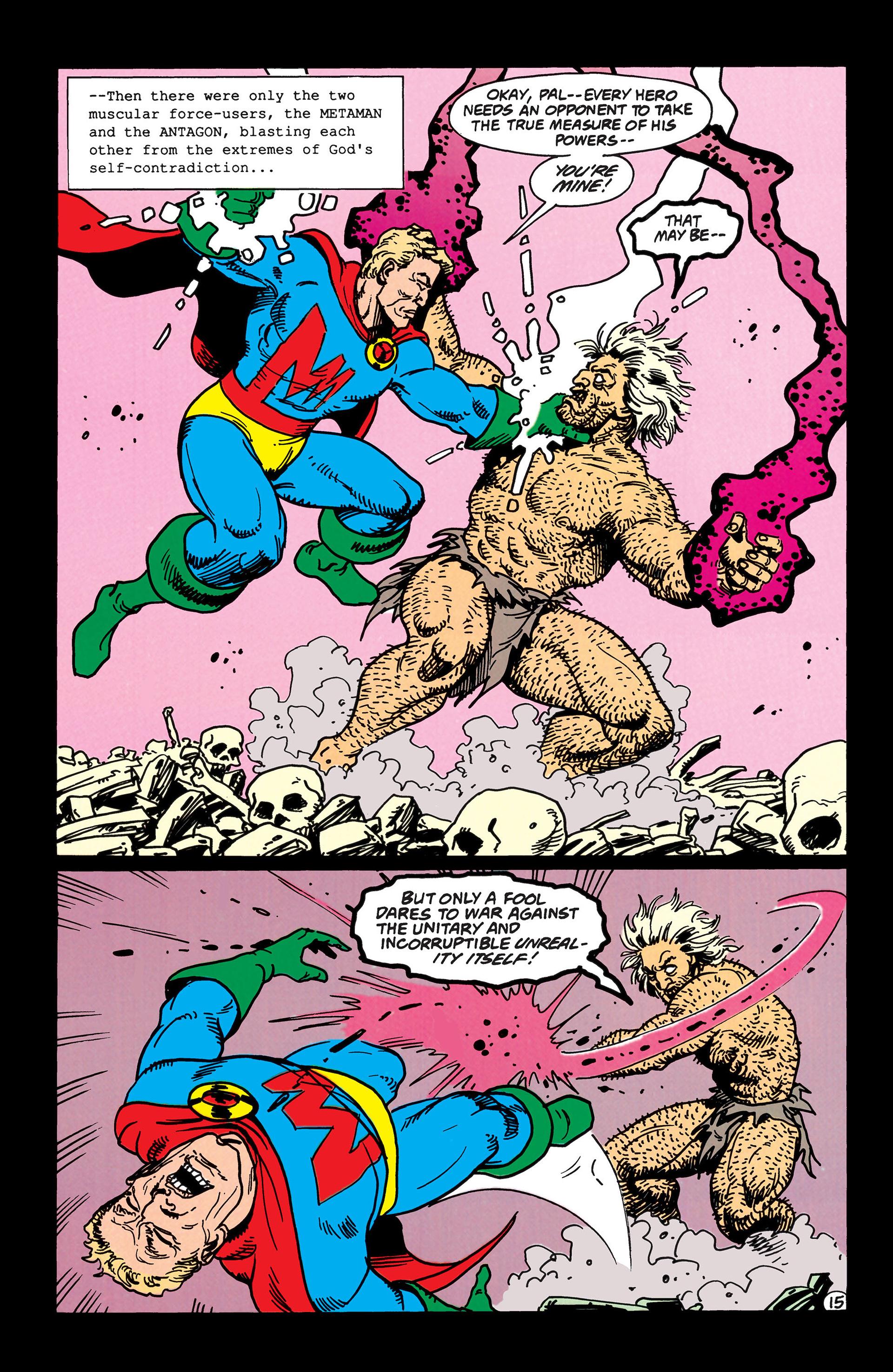 Read online Animal Man (1988) comic -  Issue #50 - 15