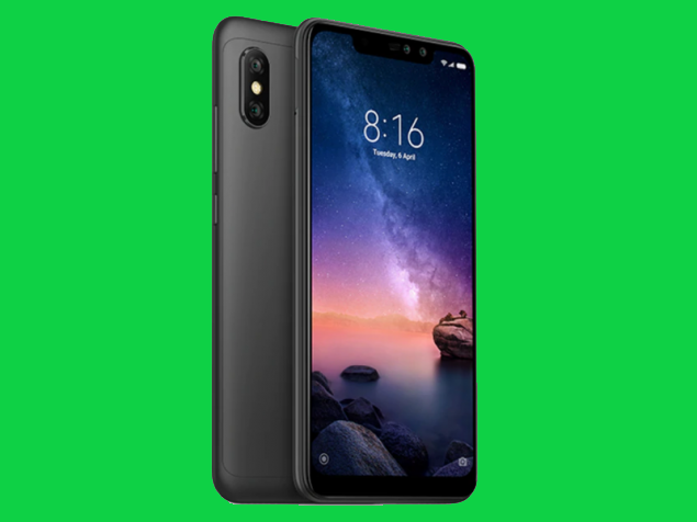 Xiaomi Redmi Note 6 Pro Specifications