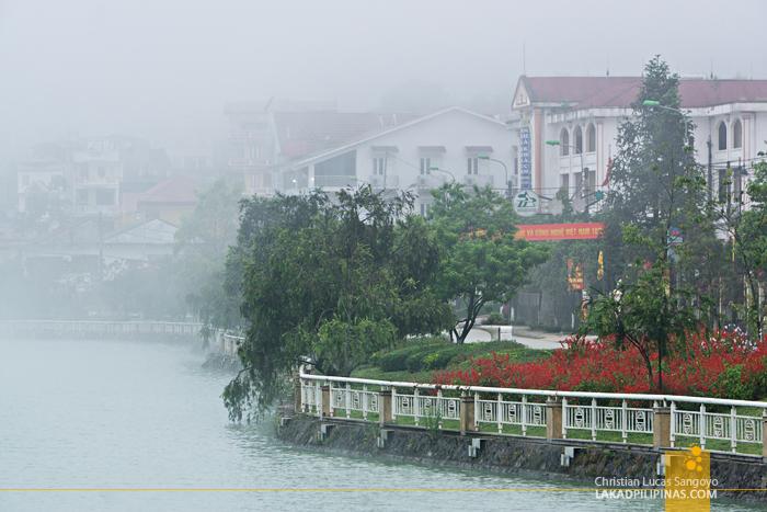 Sapa Vietnam Lake