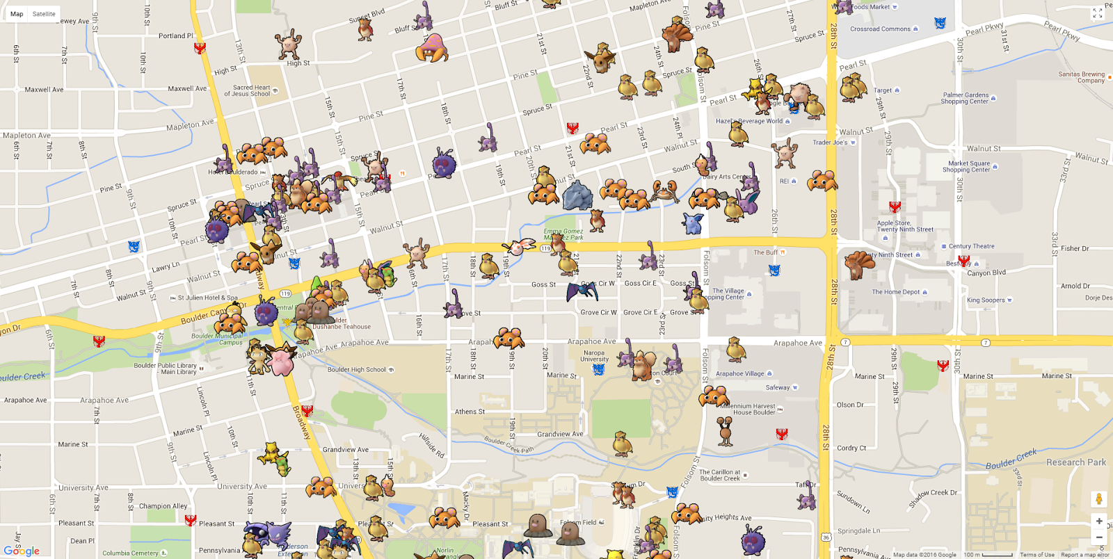 AtoZ SEO: How To Install Pokemon Go Live Map On Ubuntu Server