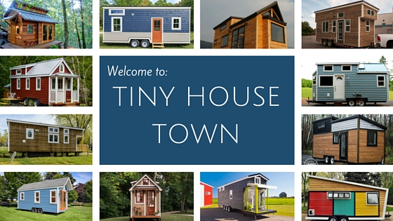 The Amy Tiny House 200 Sq Ft TINY HOUSE TOWN