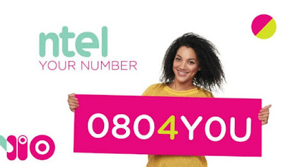 Unlimited 4G Internet For Nigerians on Ntel Data Plans