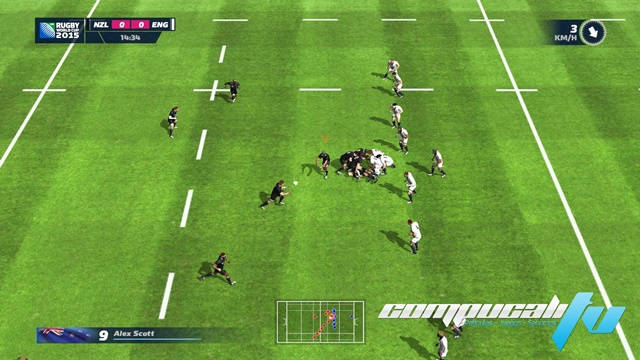 Rugby World Cup 2015 PC Game Español