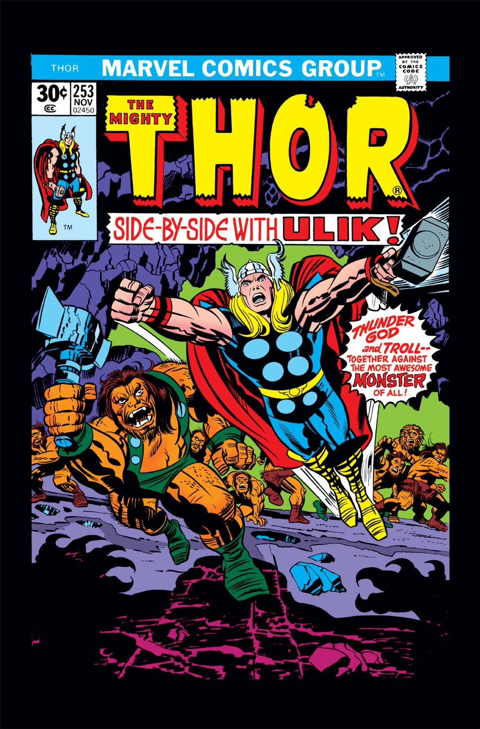Thor (1966) 253 Page 1